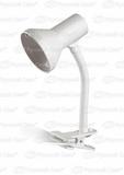 Светильник-прищепка KD-319 C01 Camelion 230В 60Вт, белый