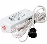 Датчик движения и осв-ти 230V 500W 5-8см 30гр белый с 1,5м кабелем SEN30