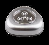 Фонарь ФAZA T2-3хL3-T(3х серебр)