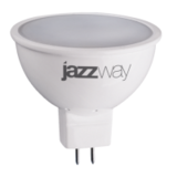Лампа светодиодная PLED-SP JCDR 7W 4000K GU5.3  230/50 Jazzway, Россия