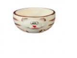 Салатник, 420мл, керамика,Веселый кот, MILLIMI  824-899 Китай