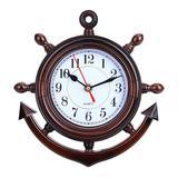 """Часы настенные  """"Якорь""""24*24 см,581-112"""