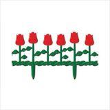 Ограждение Цветник №1 (620*290) (6шт ) (1) М613