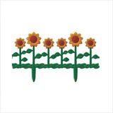 Ограждение Цветник №2 (620*290) (6шт ) М 615