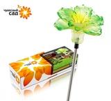 Фонарь Чудесный сад садовый 650-G Цветок