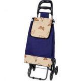 Тележка A 204 Бабочки с сумкой 30 кг 093551