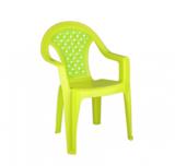 Кресло детское Плетенка салатовый  (5) М2607