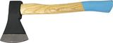 3306001 топор кованый,деревянная лакированная ручка 800 г 24