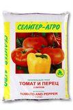 Грунт торфяной, питательный Томат и перец 10л (5), Селигер-Агро, Россия