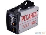 Сварочный аппарат инверторный САИ190К (компакт)