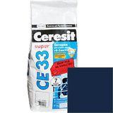 Церезит затирка темно-синий 2-5мм S СЕ 33/2 (12)