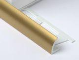 Раскладка под плитку СК 7мм*2,5м, внутренний, бронза,В730, Россия