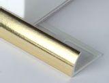 Раскладка под плитку СК 7мм*2,5м, внутренний, золото,731, Россия