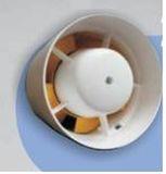 Вентилятор осевой  канал. диам 125