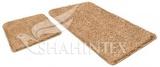 Набор ковриков для ванной комнаты LAMA 60*90+60*50см, бисквитный, Shahintex, Китай