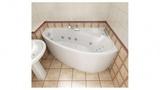 Ванна обрезанная Тритон Пеарл-Шелл левая Экстра   1600*1040*425